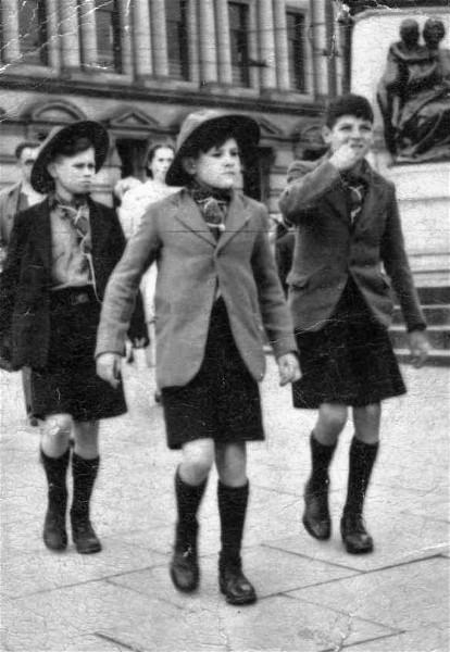 Scout Camp, 1952
