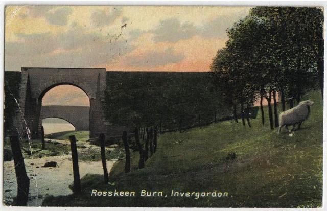 Rosskeen Burn