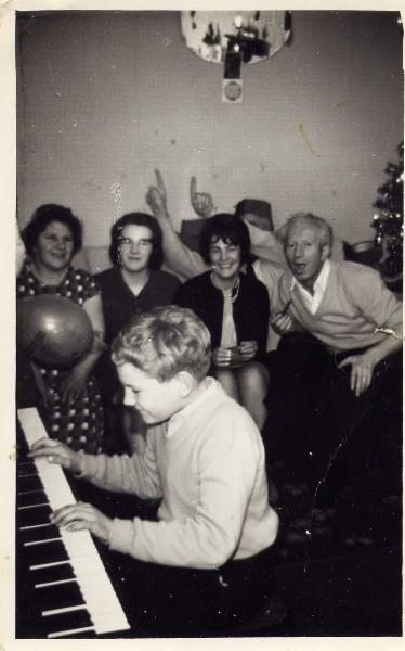 Hogmanay 1966