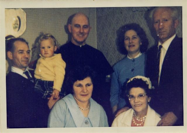 Caroline's Christening