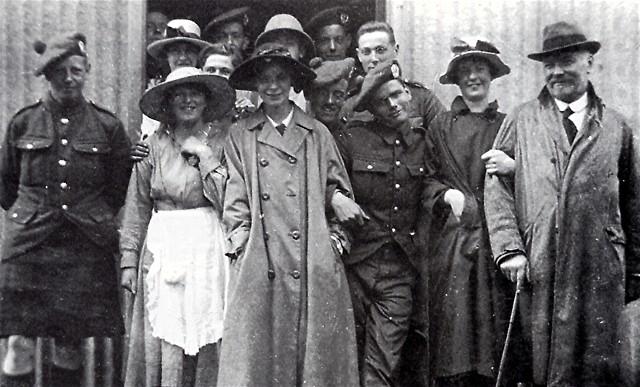 Invergordon, First World War
