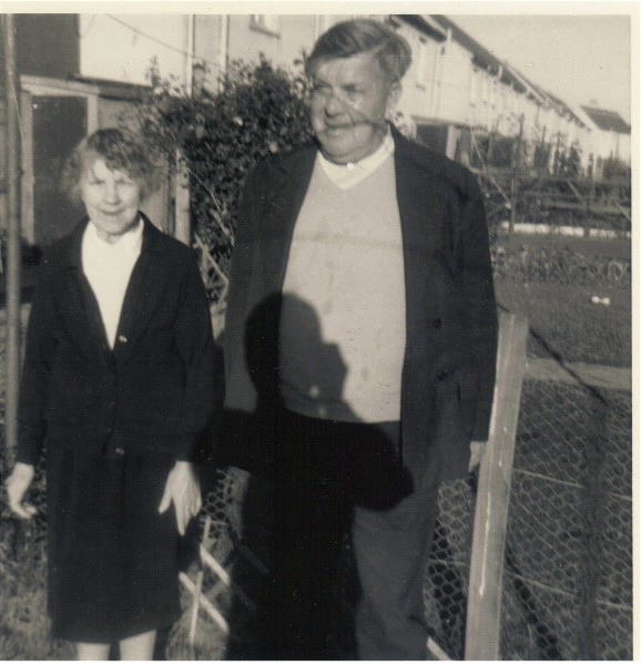 Rachael and Dan Sutherland