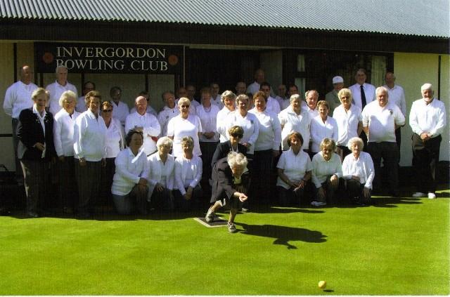 Invergordon Bowling Club 2008