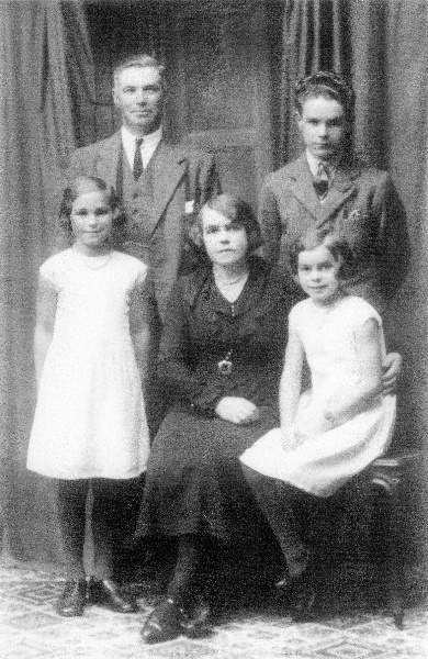The Munro Family