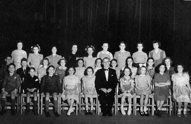Mr Kerr's Choir