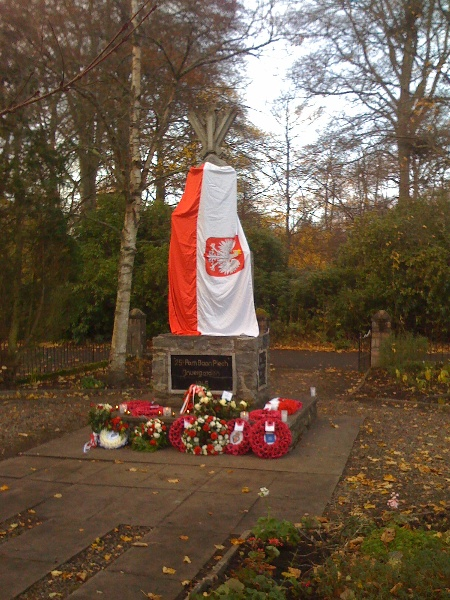 Polish Memorial Service 2008