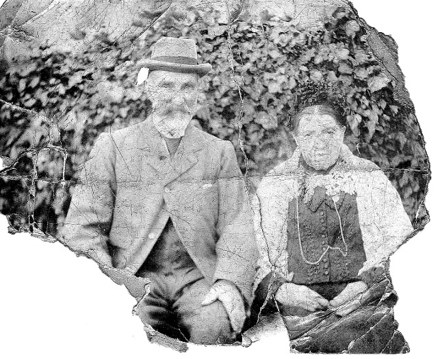 William MacGregor and his wife Catherine