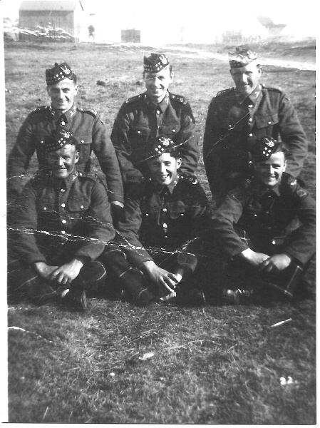 4th Seaforth Highlanders