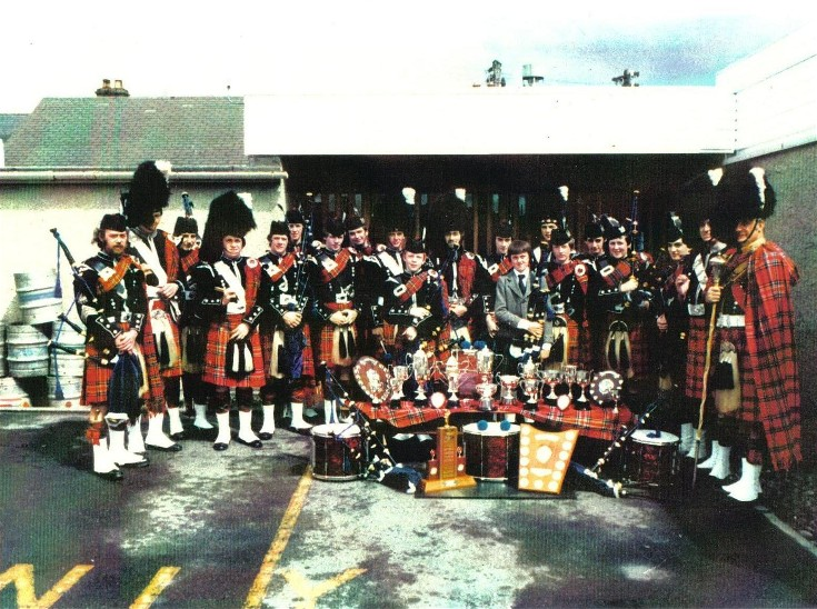 Invergordon British Legion Pipe Band