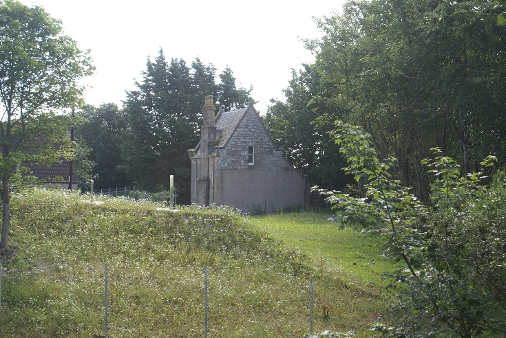 Invergordon Castle West Lodge