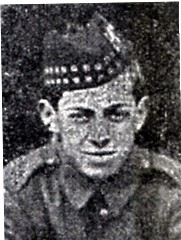 Pte. Innes Mackintosh