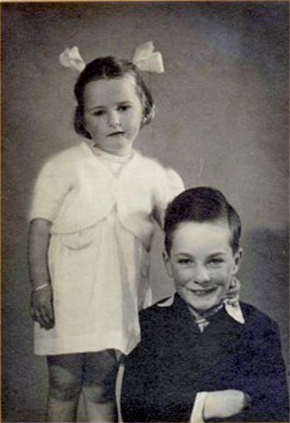 Bill and Jeanette Geddes