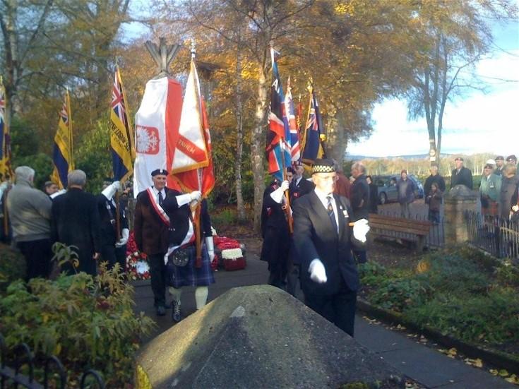 Polish Memorial Service 2009