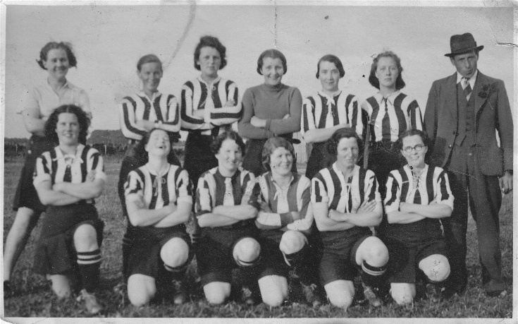 Alness Ladies Football Team