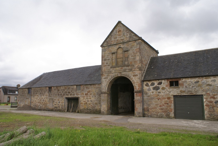 Mains Farm Steading