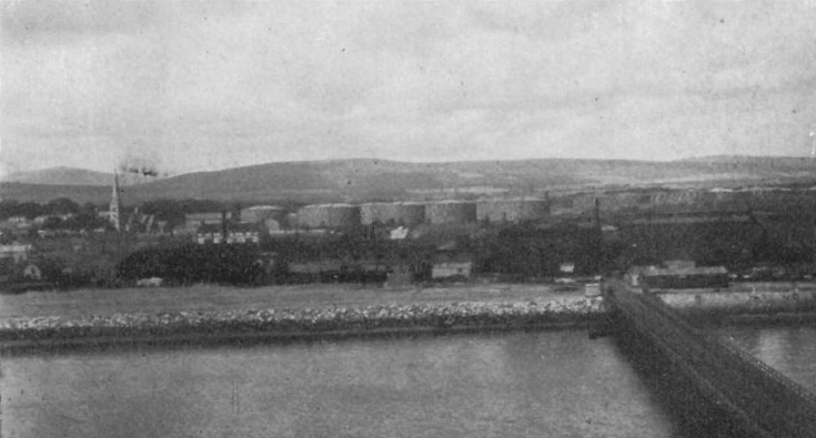 Oil Tanks, Invergordon