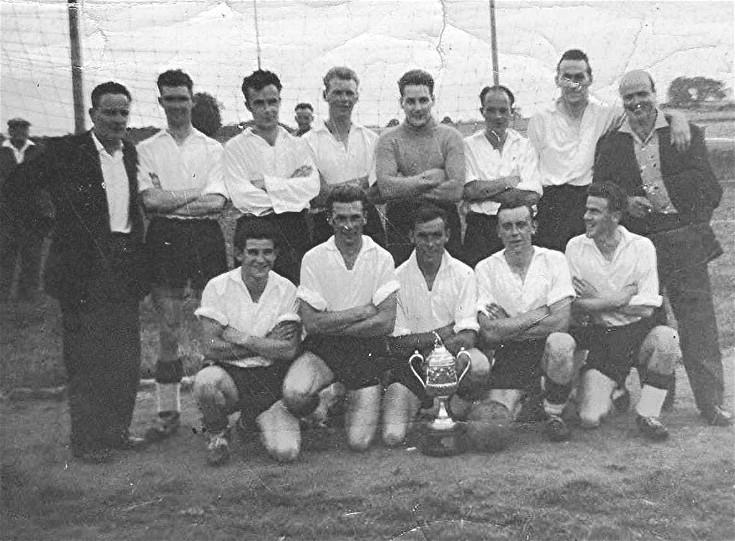 Invergordon Football Team