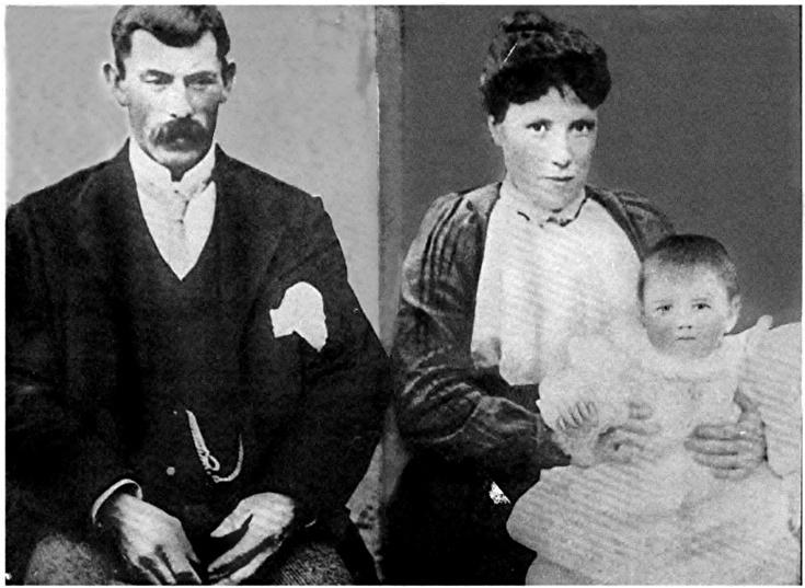 Alexander and Williamina Ross (nee Mackenzie)