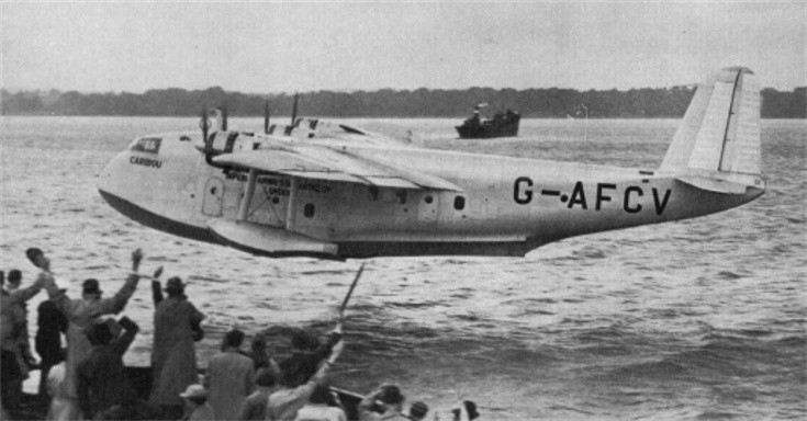 Short S30 Empire Class Flying Boat