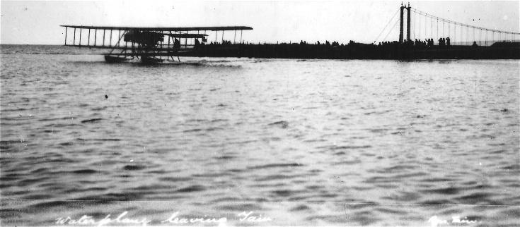 Wight Pusher 'Hydroplane'