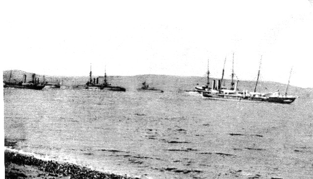 The Royal Navy in the Cromarty Firth