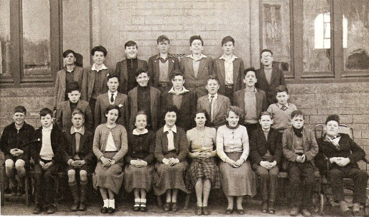 School Photo early 1958