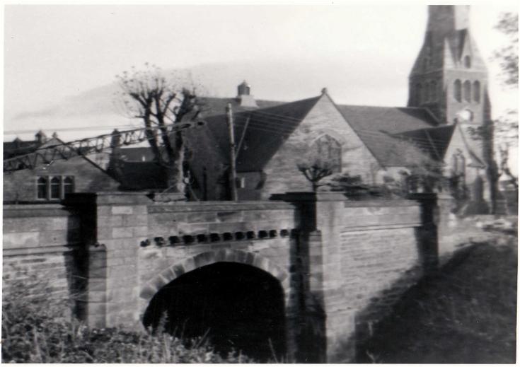 Old Bridge Castle Road