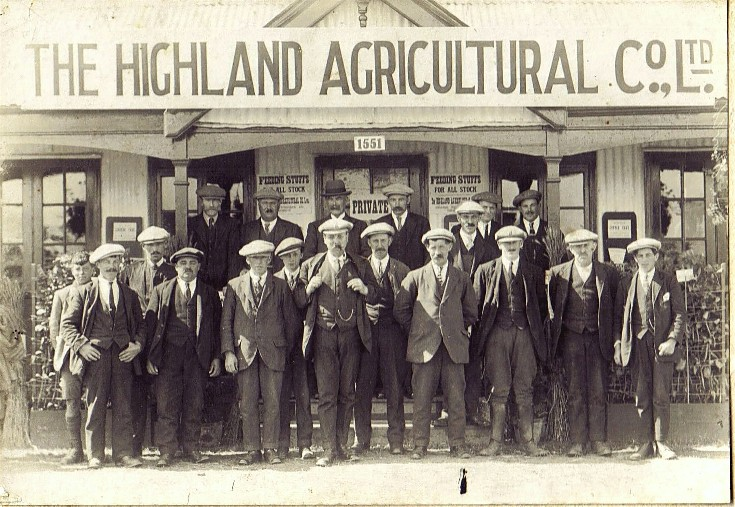 The Highland Agricultural Co. Ltd.