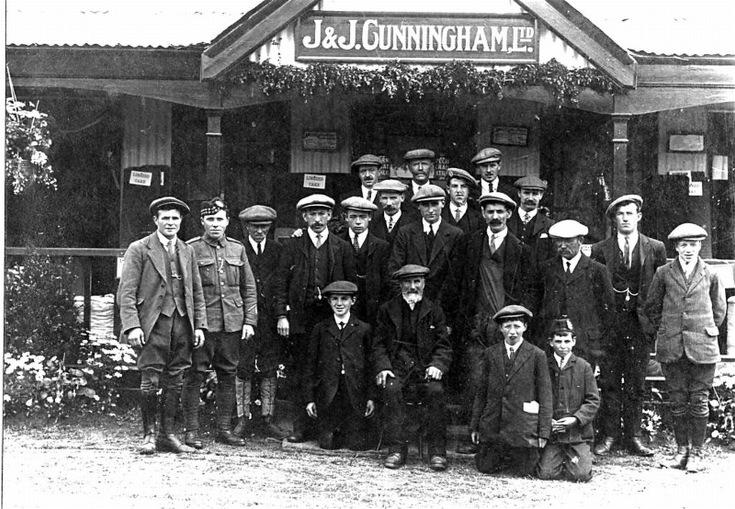 J & J Cunningham Ltd.