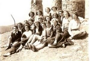 Girl Group at Fyrish