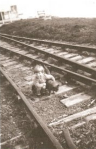 Playing on the Railway Line