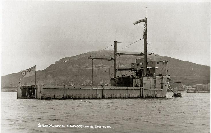 Seaplane Floating Dock