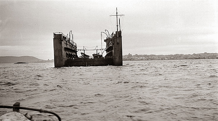 Admiralty Floating Dock