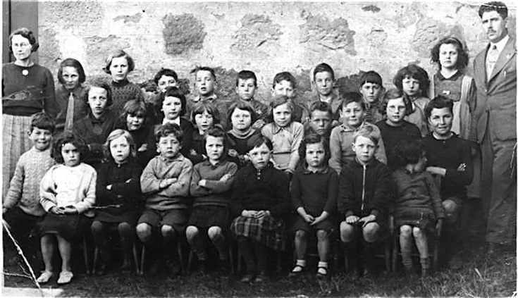 Newmore Primary School 1939