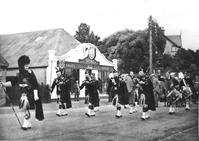 British Legion Pipe Band