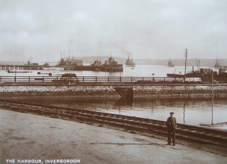 The Harbour, Invergordon