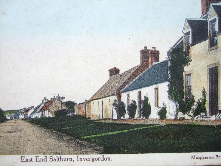 East End Saltburn, Invergordon