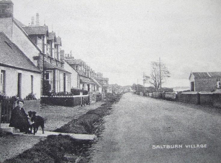 Saltburn Village