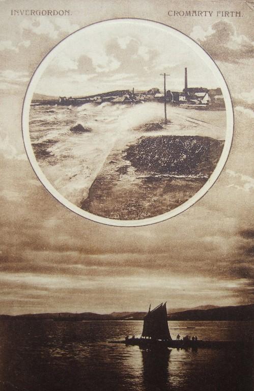 Invergordon - Cromarty Firth