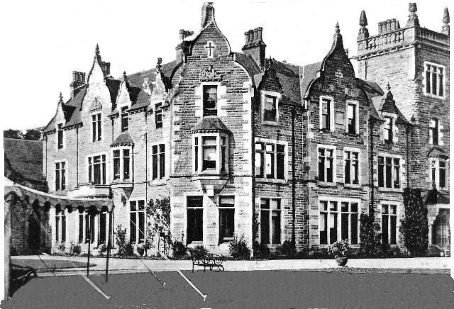 Invergordon Castle