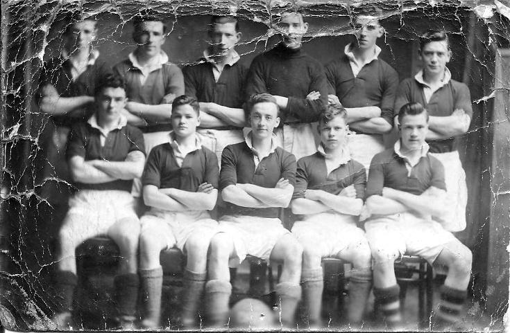 Dingwall Academy season 1945-46