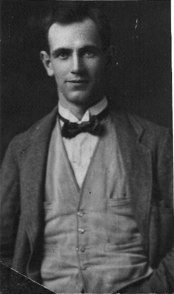 My Grandfather J.P. Andrews, age 29