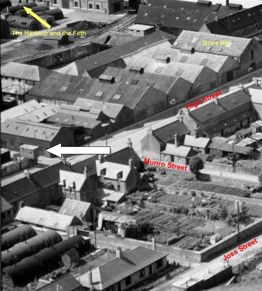 High Street Aerial View