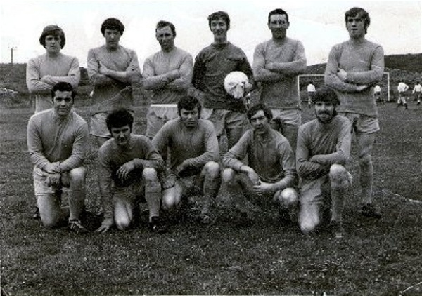 Smelter Team 1971