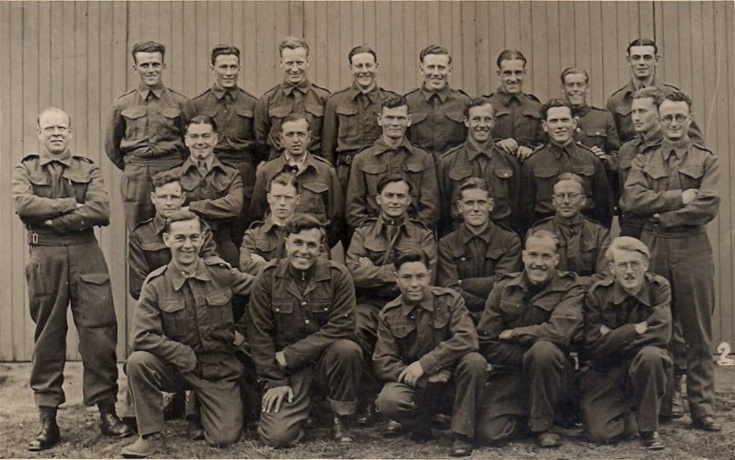 World War 2 Regiment