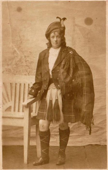 Isabella Hogg nee MacDonald of Saltburn