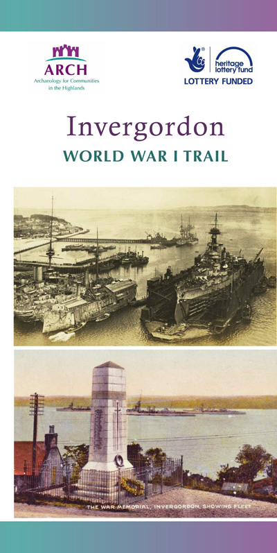 World War 1 Trail Leaflet
