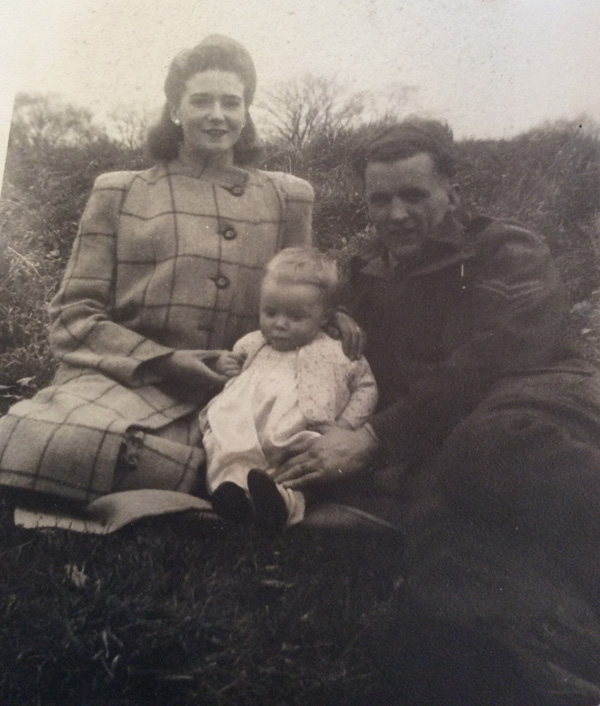 My Mother, Father and me