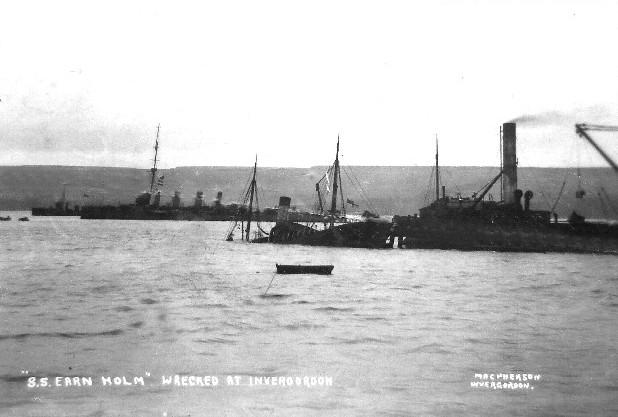SS Earnholm