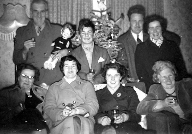 Hogmanay 1956